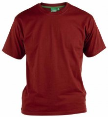 D555 Flyers Crew Neck T-shirt Red