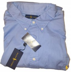 Polo Ralph Lauren HRB IS BLU Shirt