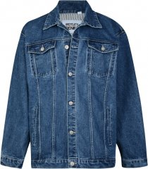 Motley Denim Denim Jacket Blue