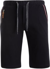 Kam Jeans 318 Fashion Jersey Shorts Black