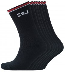 Smith & Jones Bexley 7-pack Socks Black (40-45)