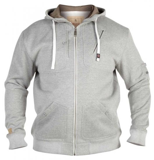 D555 Gaston Hood - Sweaters & Hoodies - Sweatshirts & Hoodies - 2XL-8XL