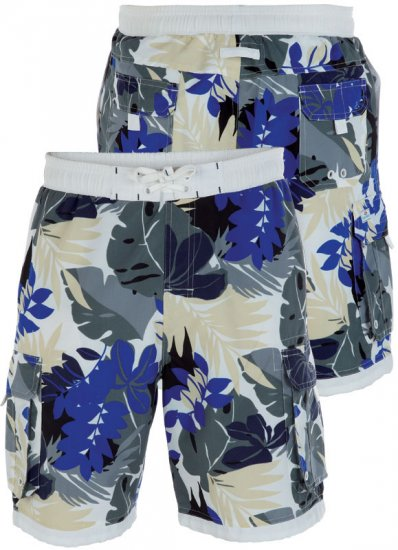 Duke Swim Shorts Blue - Underwear & Swimwear - Underwear - 2XL-8XL