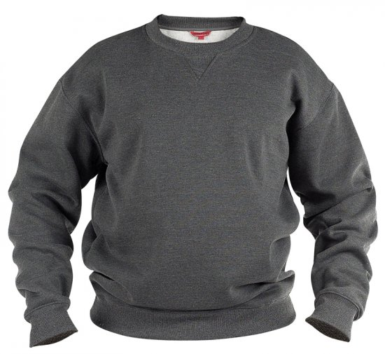 Rockford Sweat Sweatshirt Grey - Sweaters & Hoodies - Sweatshirts & Hoodies - 2XL-8XL