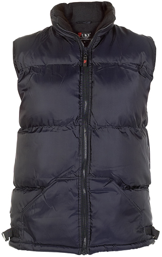 Duke Cliff Vest Navy - Jackets & Rainwear - Jackets - 2XL-8XL