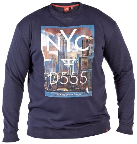 D555 Ernest - Sweaters & Hoodies - Sweatshirts & Hoodies - 2XL-8XL