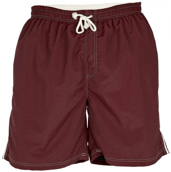 D555 Yarrow Swimshorts Burgundy - Underwear & Swimwear - Underwear - 2XL-8XL
