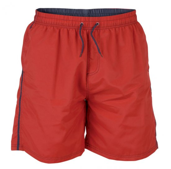 D555 Yarrow Swimshorts Red - Underwear & Swimwear - Underwear - 2XL-8XL