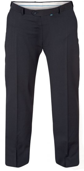D555 Supreme Stretch Smart pants Navy - Jeans & Pants - Jeans & Pants - W40-W70