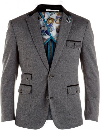 D555 Trenton Blazer - Suits and blazers - Suits and Blazers