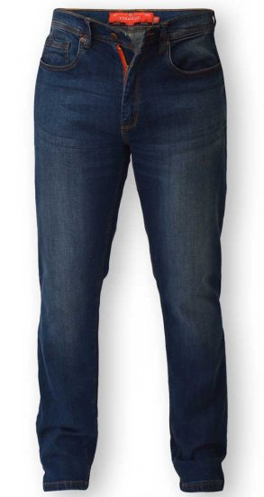 D555 GUY Tapered Stretch Jeans - Jeans & Pants - Jeans & Pants - W40-W70
