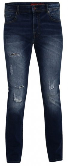 D555 Asher 1959 Stretch Jeans with rips - Jeans & Pants - Jeans & Pants - W40-W70