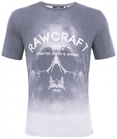 Rawcraft Cosgrove T-shirt Citadel - T-shirts - T-shirts in big sizes - 2XL-8XL