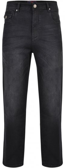 Kam Jeans Alonso Black Used - Jeans & Pants - Jeans & Pants - W40-W70
