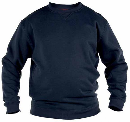 Rockford Sweat Sweatshirt Navy - Sweaters & Hoodies - Sweatshirts & Hoodies - 2XL-8XL