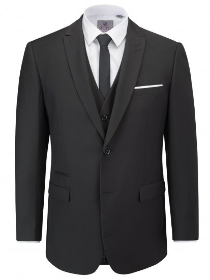Skopes Madrid Suit jacket Black - Suits and blazers - Suits and Blazers