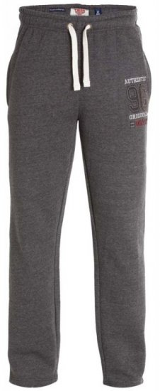 D555 Portland Sweatpants Charcoal - Sweatpants & Shorts - Sweat pants & Sweat shorts 2XL-8XL