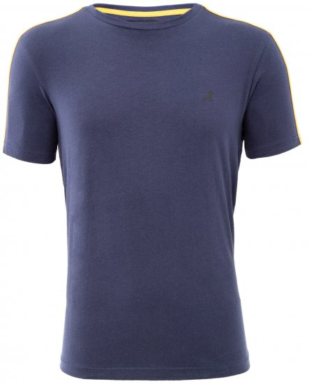 Kangol Salter T-shirt Navy - T-shirts - T-shirts in big sizes - 2XL-8XL