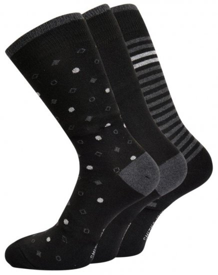 Smith & Jones Smitty 3-pack Socks (46-49) - Underwear & Swimwear - Underwear - 2XL-8XL